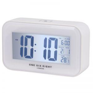 Digital Alarm Clock Rectangle by One Six Eight London