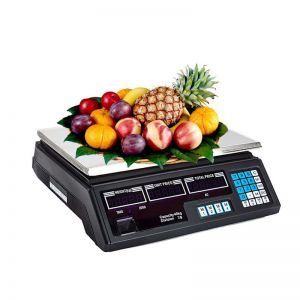 Digital Commercial Kitchen Scales Shop Electronic Weight Scale Food 40kg/5g