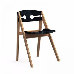 Dining Chair No 1 | Black
