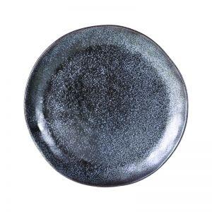 Dinner Plate   Earth   Black
