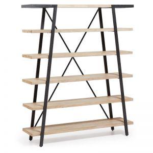 Disset Timber Bookshelf