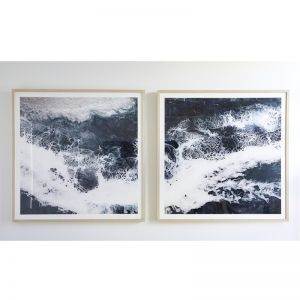 Dive Right In | Diptych | Martine Vanderspuy | Canvas or Print by Artist Lane