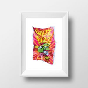 Doctor Freak | Art Print | Framed and Unframed