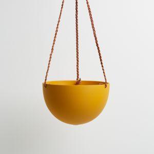 Dome Hanging pot | Golden | Capra Designs