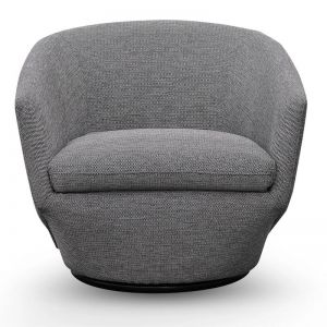 Donna Lounge Chair | Oslo Grey