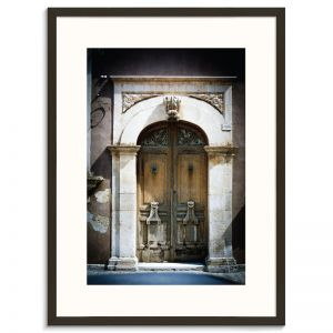 Doors of Italy Classico | Canvas or Art Print | Framed or Unframed