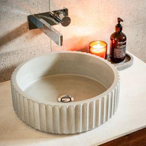 Doric Round Basin | Meek Bathware