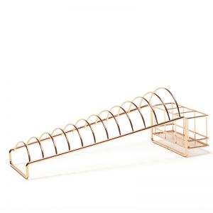DRAIN | Dish Rack | by Bendo | Copper