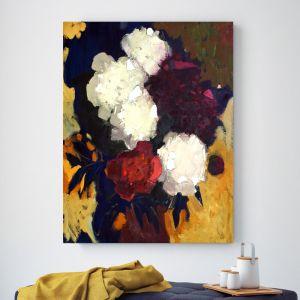 Dramatic Beauty | Canvas Wall Art