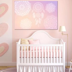 Dreamy Pink | Canvas Artwork