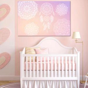 Dreamy Pink | Canvas Artwork