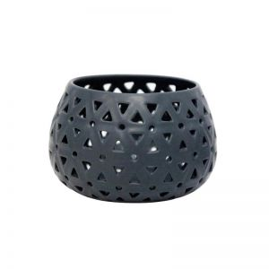 Dubai Tealight Holder | Grey | CLU Living