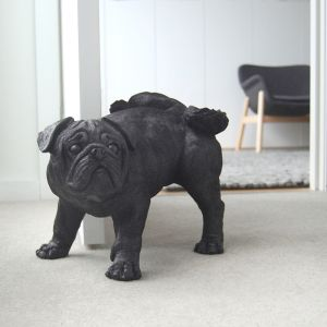 Dug The Peeing Pug | Black
