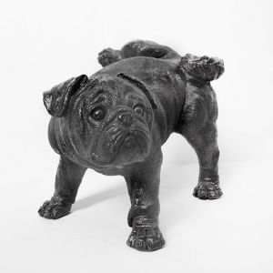 Dug The Peeing Pug | Black