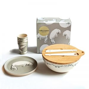Dugong Eco Bamboo Gift Set | Emilie O'Connor Homestore