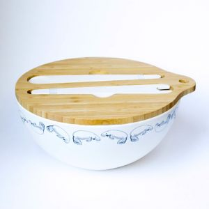 Dugong Salad Bowl | Emilie O'Connor Homestore