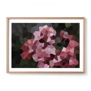 Dusk Flowers | Various Sizes | Emily Grace Artwork