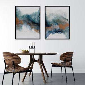 Dust and Sky I | Framed Art Print
