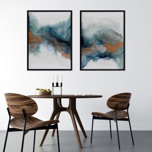Dust and Sky II   Canvas Art Print