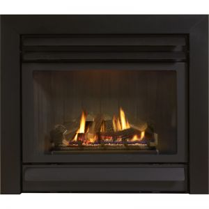DV36L Legend Gas Fire Series 3 (2 Speed Fan) | Black | Schots