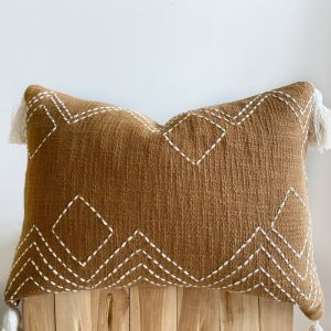 Earth Lumbar Cushion   By Aztec House