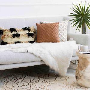 Echoes Cushion by Amigos De Hoy