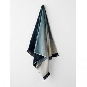 Eclipse Beach Towel | Indigo by Aura Home