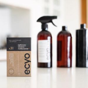 Eco Friendly Cleaning Starter Pack | 3 Bottles + Mixed Box of  Dissolvable Pods