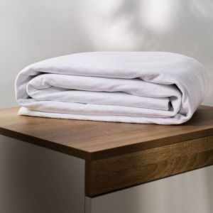 Eco Organic Bamboo Waterproof Fitted Mattress Protector | All Sizes