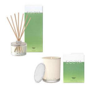 Ecoya Candle & Diffuser Set | French Pear