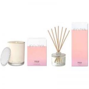Ecoya Candle & Diffuser Set | Sweet Pea and Jasmine