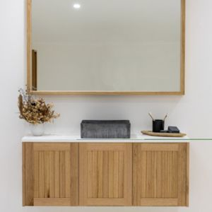 Eden Vanity | American White Oak | Various Sizes
