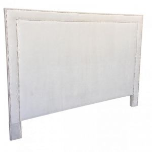Eden Warwick Fabric Bedhead | Custom Made by BedsAhead | SUPERKING SIZE