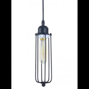 Edison Caged Pendant Light