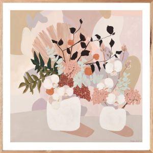 Effloresce I | Fine Art Print | Framed or Unframed | Prudence De Marchi