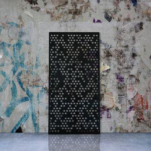 Eight Bit Decorative Laser Cut Privacy Screens | by Lump Sculpture Studio