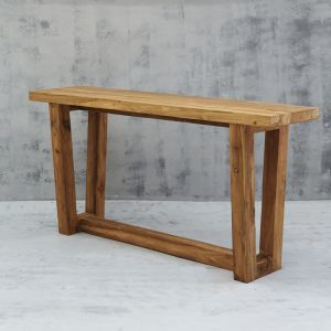Elang Smooth Console in Rustic Finish | Pre Order