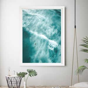 Elements | Framed Wall Art by Hoxton Art House