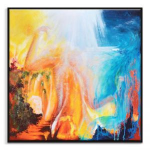 Elements | Oliver Ayem | Canvas or Print by Artist Lane