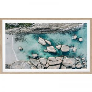 Elephant Rocks | Framed Photographic Fine Art Print by Donna Delaney
