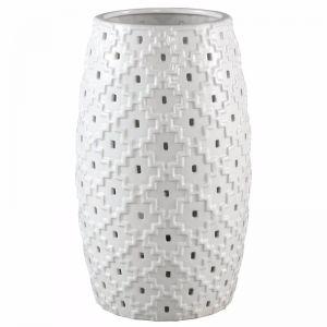 Elijah Table Lamp | White