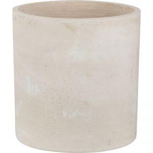 Elina 40cmx42cm Concrete Planter | Milky White | Schots | Preorder