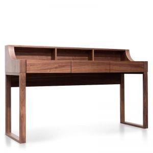 Elisa Home Office Desk | Walnut | Interior Secrets