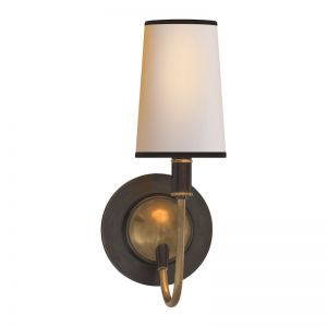 Elkins Sconce | by The Montauk Lighting Co.