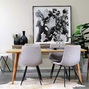 Ella Dining Chair | Various Colours | By Satara