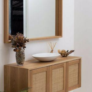 Elliston Vanity | American White Oak