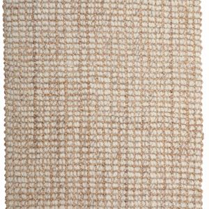Ellora Natural Rug | Jute and Wool - PREORDER Early August 2020