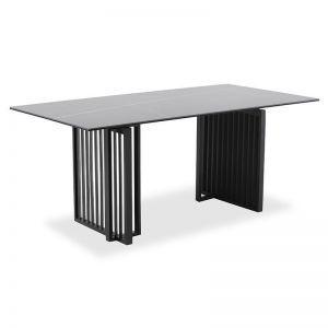 Elora Dining Table | 180cm | Black