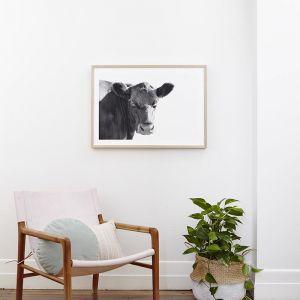 Elsie | Black And White Photographic Art Print | Unframed