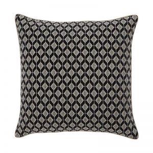 Embla Cushion | Onyx